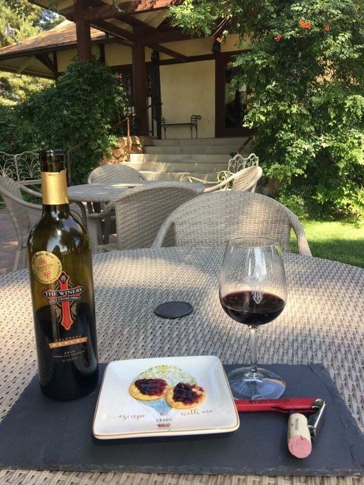 Winery at Holy Cross Abbey