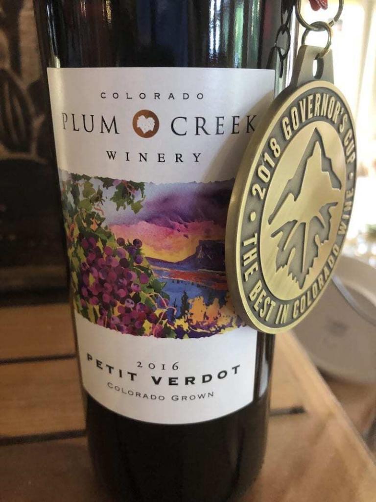 Plum Creek Winery, Colorado Winery