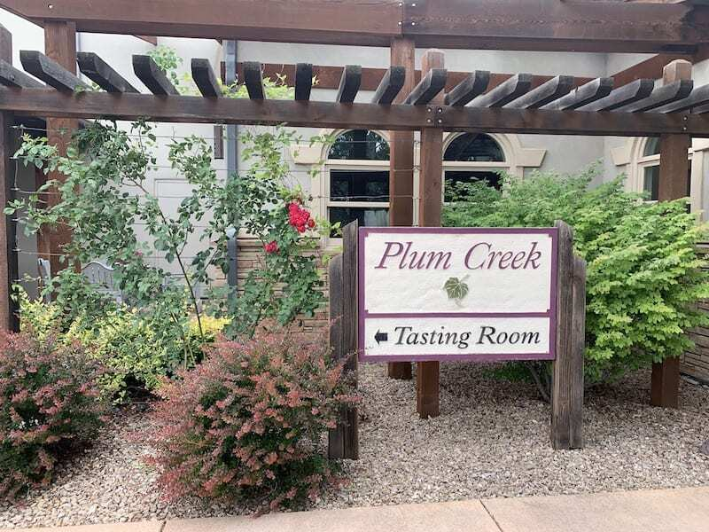 Plum Creek Winery in the Colorado Wine Country