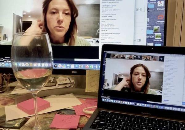 Virtual Wine Tasting Brook and Bull
