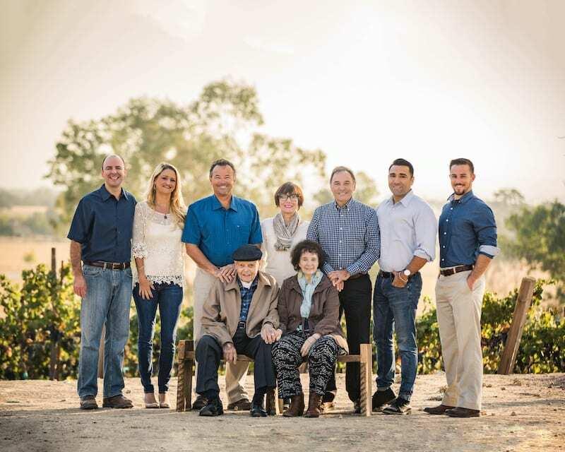 Riboli Family of San Antonio Winery