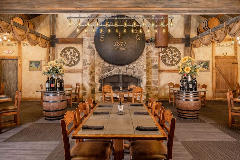Where to Eat in the Texas Hill Country - Cabernet Grill