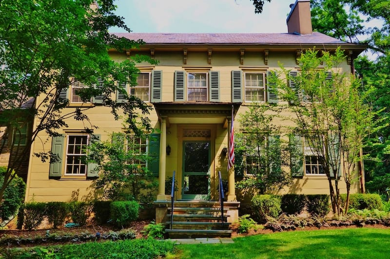 Where to stay in New Jersey Inn at Glencairn