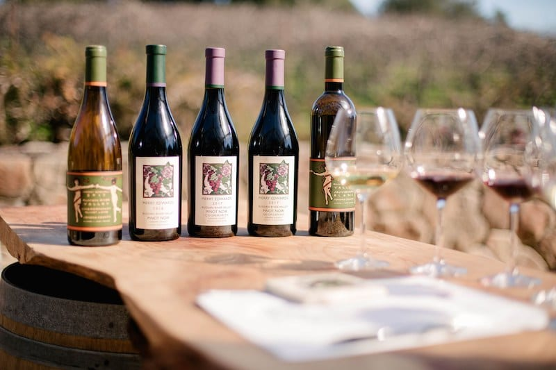 Merry Edwards is a must for wine tasting in West Sonoma County