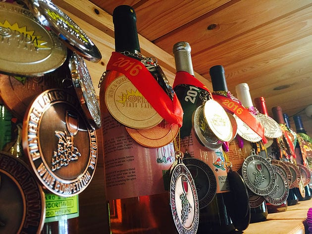 Flordia Wineries are sip worthy
