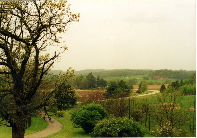 Where to stay in Wisconsin wine country - Aldebaran Farm