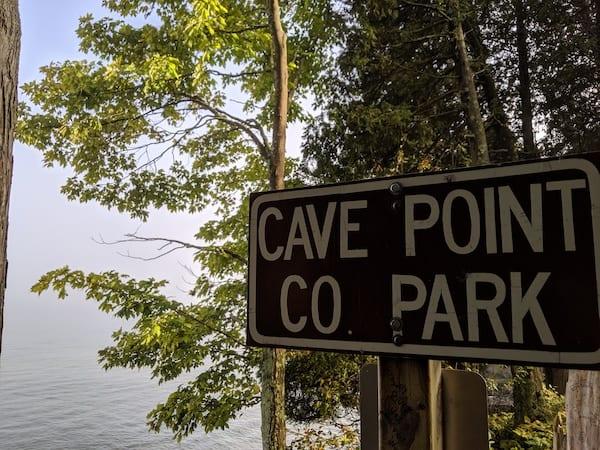 Cave Point Co Park Door County Wineries Nicole Haase