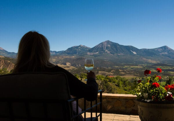Wine tasting in Colorado