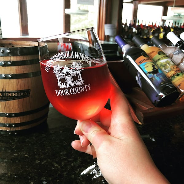 Door Peninsula Winery in Wisconsin