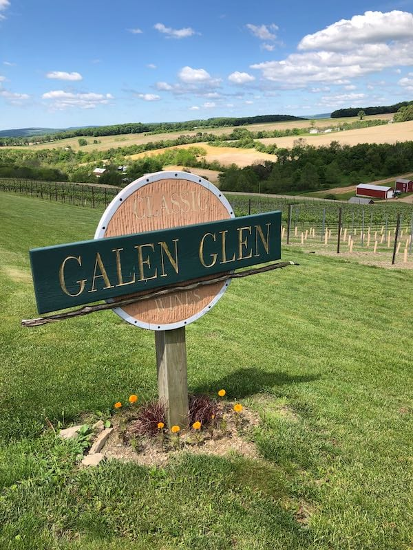 Galen Glen is one of the top Lehigh Valley wineries in PA not to miss