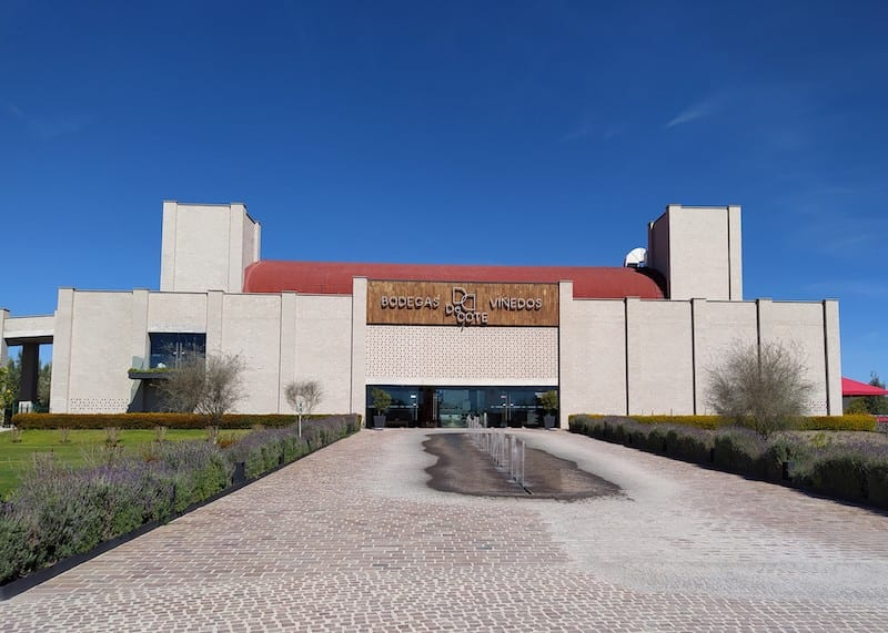 Mexican Wine Country - De Cote Winery in Queretaro
