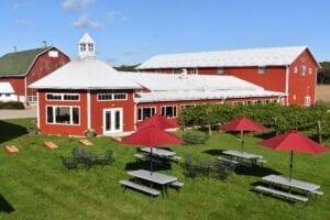 Staller Estate Winery in Wisconsin