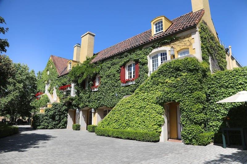 Healdsburg Sonoma - Jordan Vineyards & Winery by Jess Lander