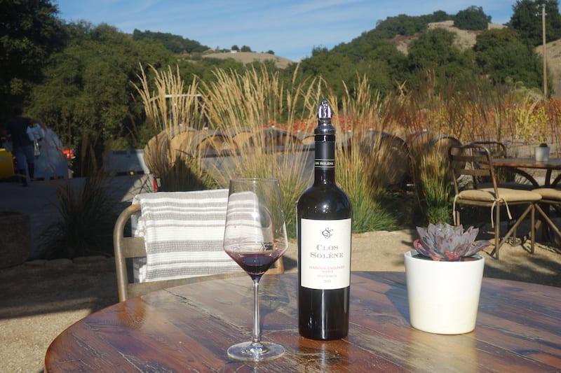 Paso Robles Wineries Clos Solene
