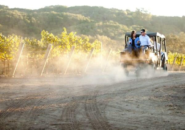 Paso Robles Wineries - ONX Vineyard Tour