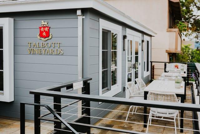 Talbott Vineyards in Monterey by Talbott