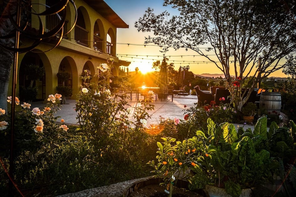 Where to stay in Temecula - The Inn at Europa Village