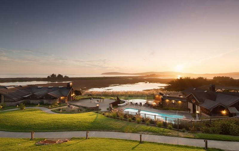 Where to stay in Sonoma Bodega Bay Lodge