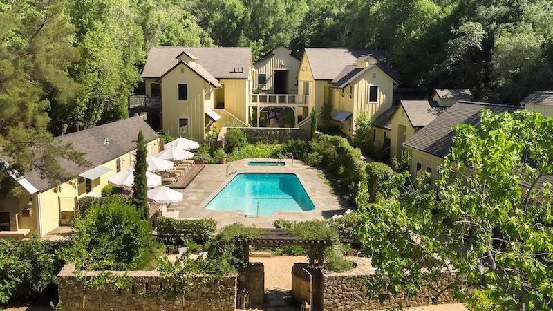 Where to stay in Sonoma Farmhouse Inn