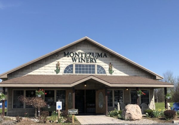 Finger Lakes Wineries - Montezuma Winery - Cayuga Lake