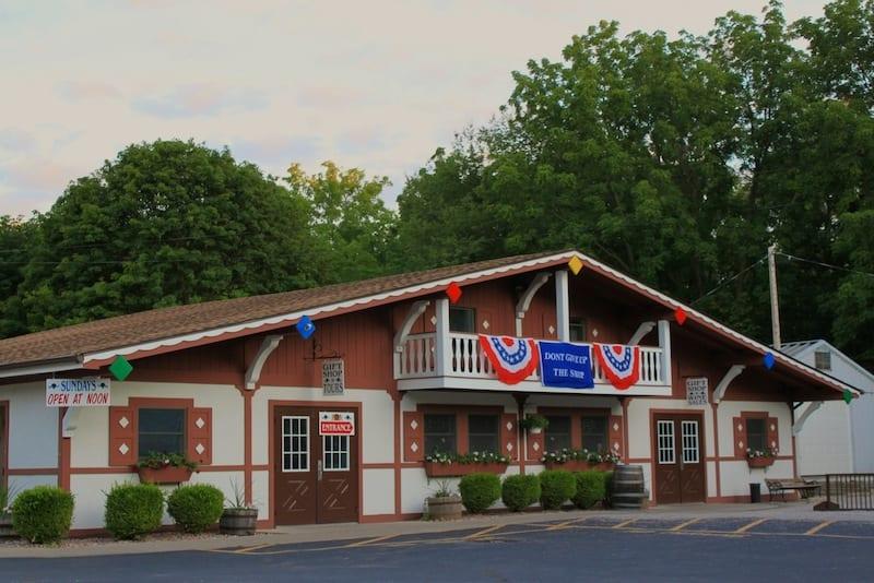 Ohio Wineries Heineman's Winery