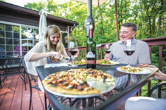 Ohio Wineries in the Lake Erie AVA - Grand River Cellars is one of the best Geneva wineries to sip