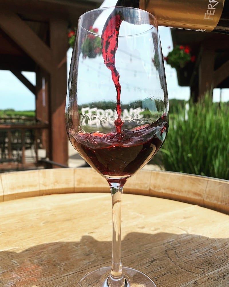 Ohio Wineries - Ferrante Winery